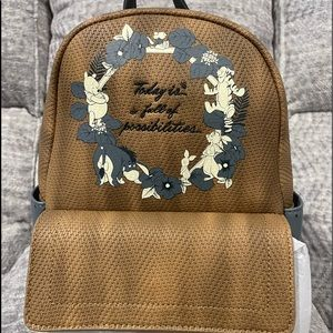 DISNEY LOUNGEFLY BACKPACK, BRAND NEW WITH TAGS.